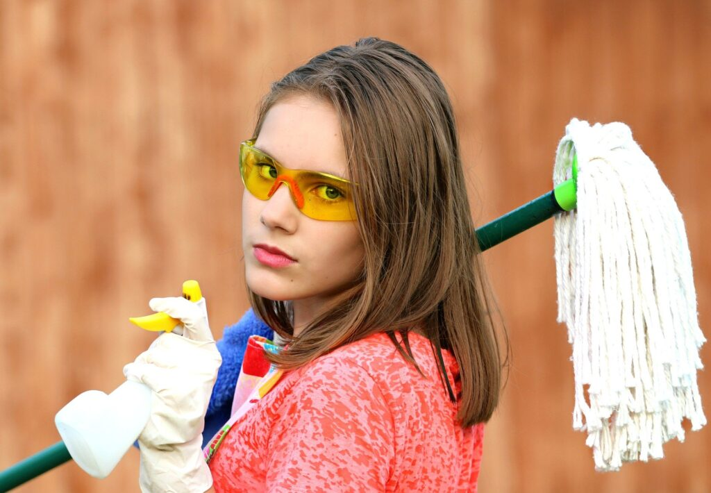 COVID 19: Cleaning and Disinfecting