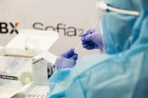 Role of Gloves in Infection Control
